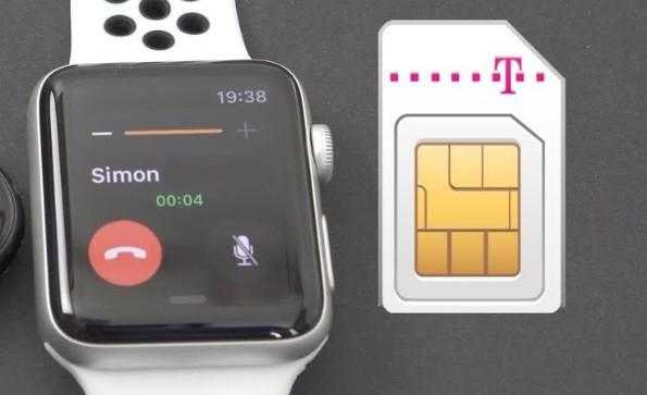 Musik auf Apple Watch 4 speichern