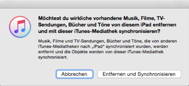Musik von iPhone zu iPhone – besser ohne iTunes