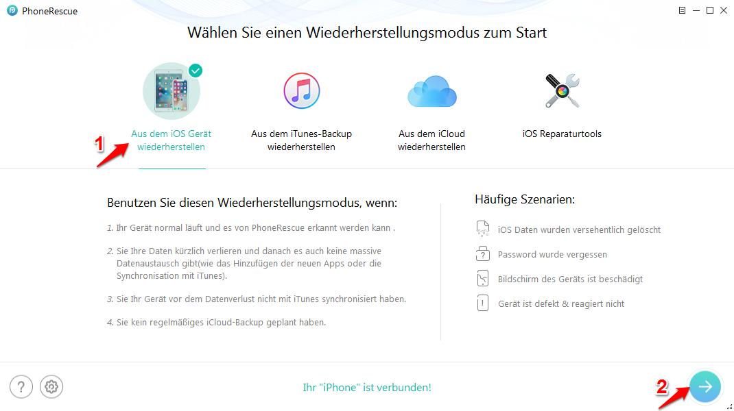 iOS 12 iPhone Musik weg – So wiederherstellen