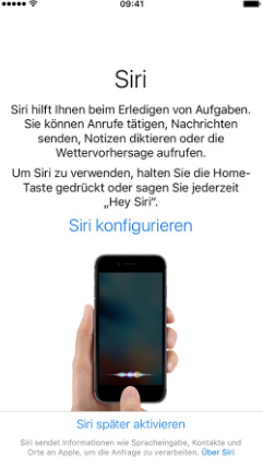 Iphone kennenlernen