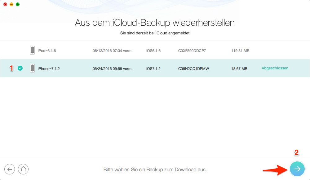 Notizen Aus Backup Wiederherstellen Iphone