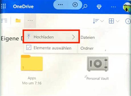 onedrive-konto-daten-von-android-auf-pc-hochladen