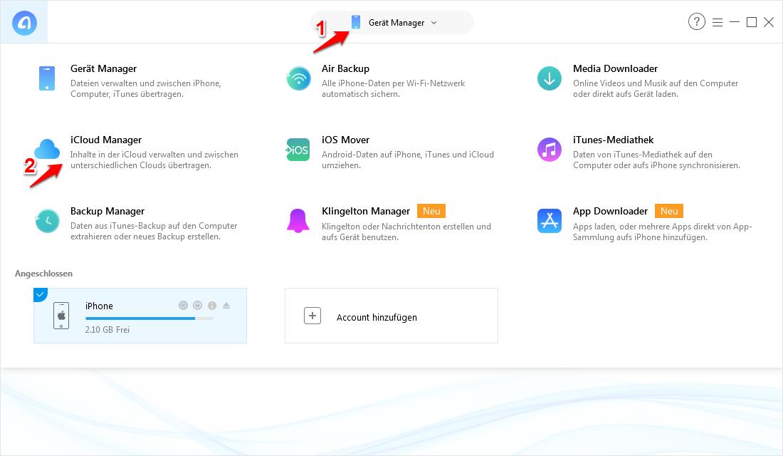 Outlook Kalender mit iCloud synchronisieren – iCloud Kalender herunterladen
