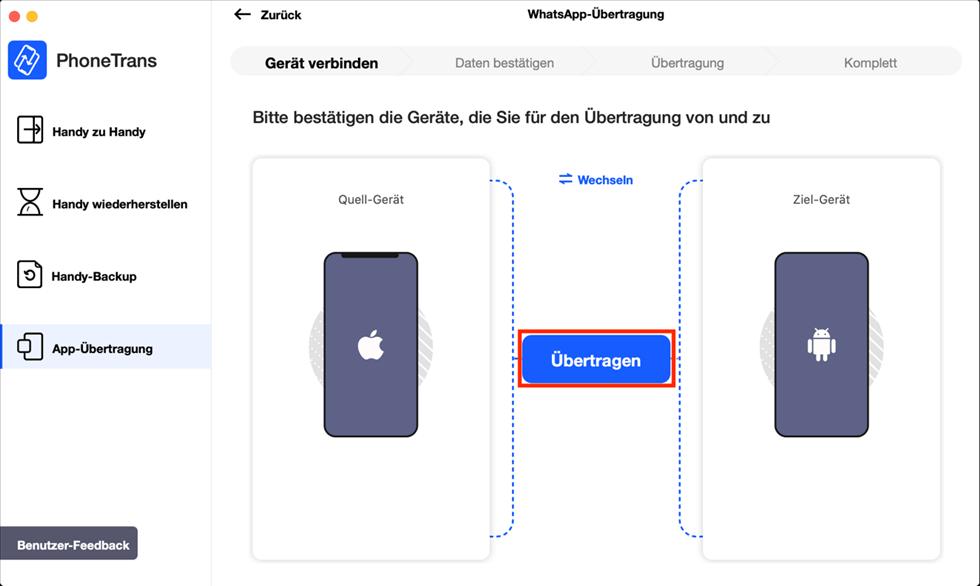 phonetrans-app-uebertragung-geraete-verbinden