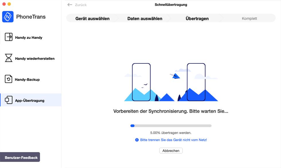 phonetrans-apps-uebertagung-warten