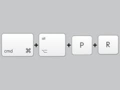 Mac PRAM zurücksetzen – macOS Mojave/High Sierra Probleme