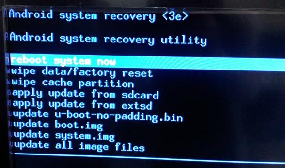 Samsung Recovery Modus aktivieren