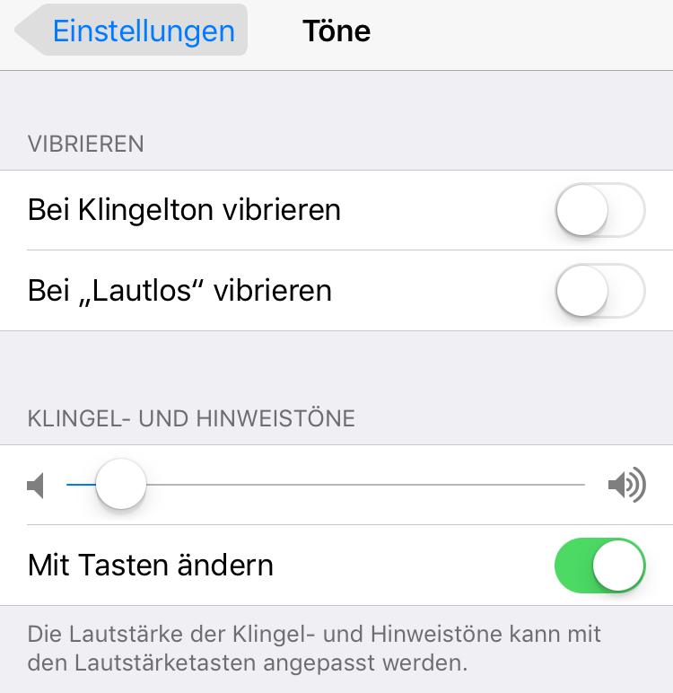 iPhone Töne Überprüfen – Siri funktioniert nicht