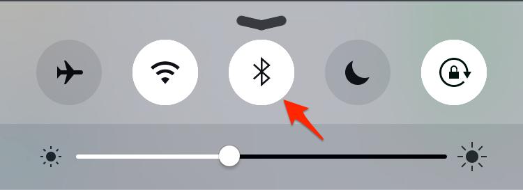 """iOS 11/11.2 Bluetooth Problem: Funktion """"Bluetooth"""" wieder aktivieren"""