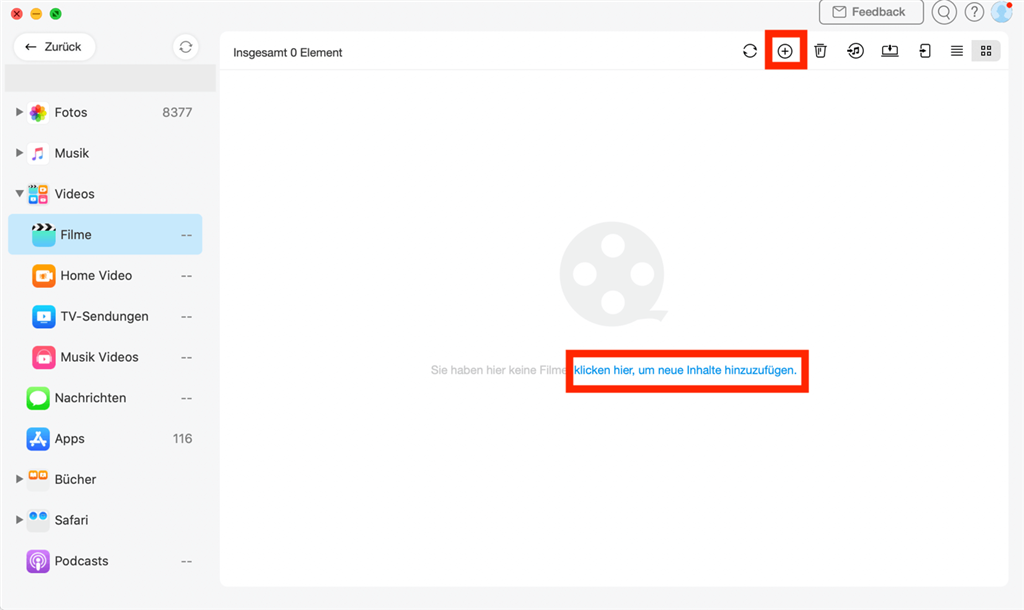 video-neue-projekte-hinzufuegen
