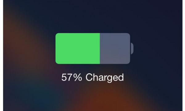 iOS-Gerät aufladen – Vorbereitung für iOS 11-Update
