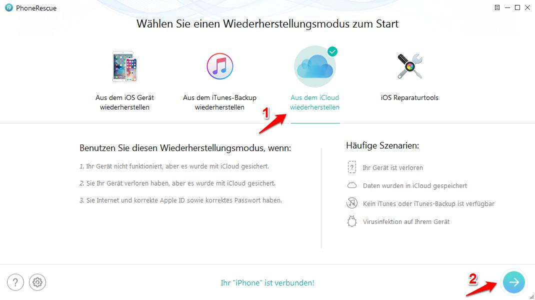 WhatsApp Backup wiederherstellen geht nicht und was tun