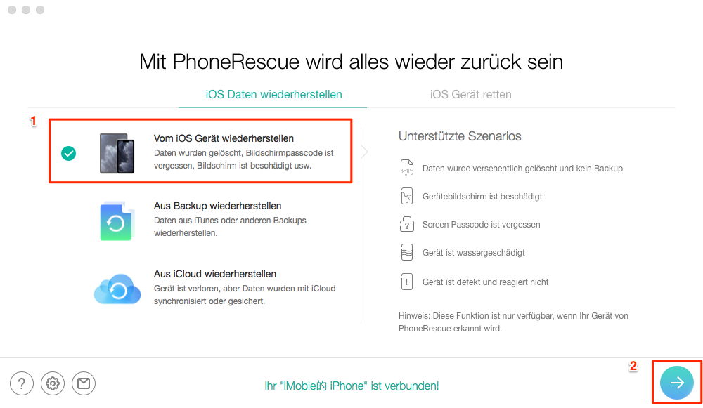 whatsapp backup wiederherstellen iphone 6
