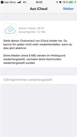 whatsapp-chatverlauf-weiter