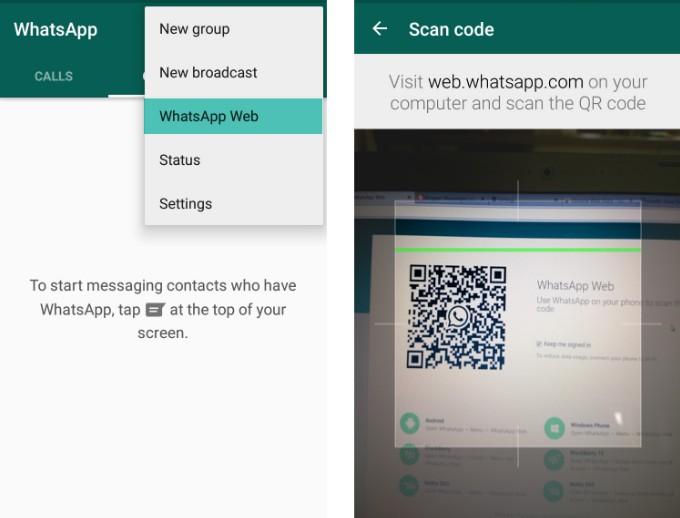 WhatsApp für iPad benutzen