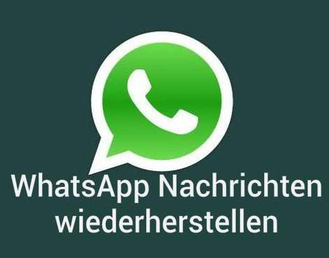 gelöschte whatsapp nachrichten wiederherstellen iphone 7