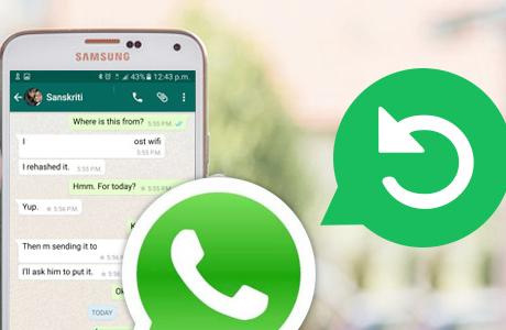 Backup whatsapp ohne ios wiederherstellen chats 4 Wege,