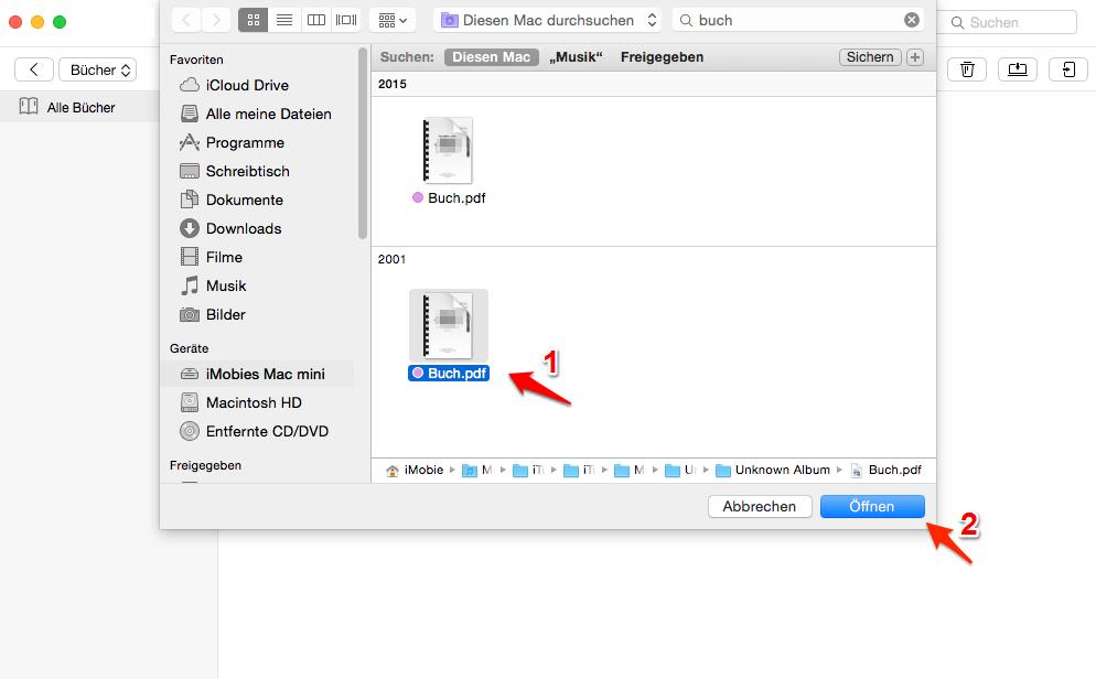 PDF auf iPad übertragen ohne iTunes