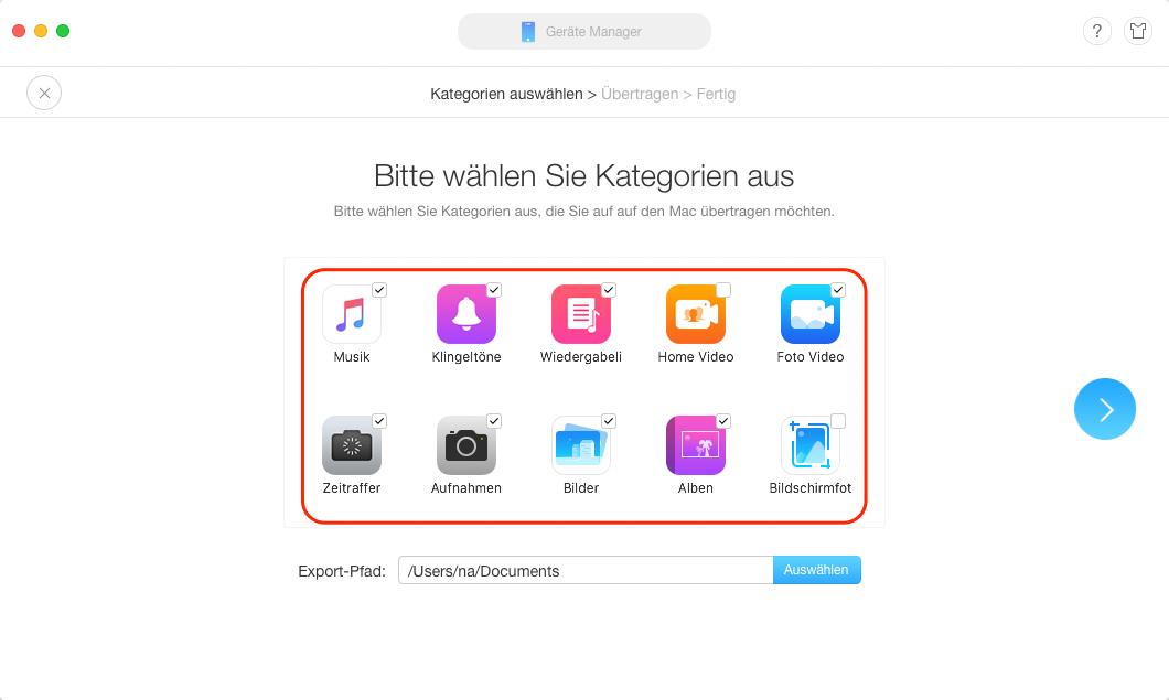 Wie lange dauert iCloud Backup -Alternative verwenden