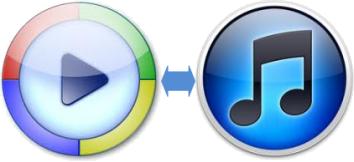 Wie übertragen Sie Musik zwischen Windows Media Player und iTunes