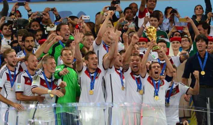 WM 2014 Finale Wiederholung
