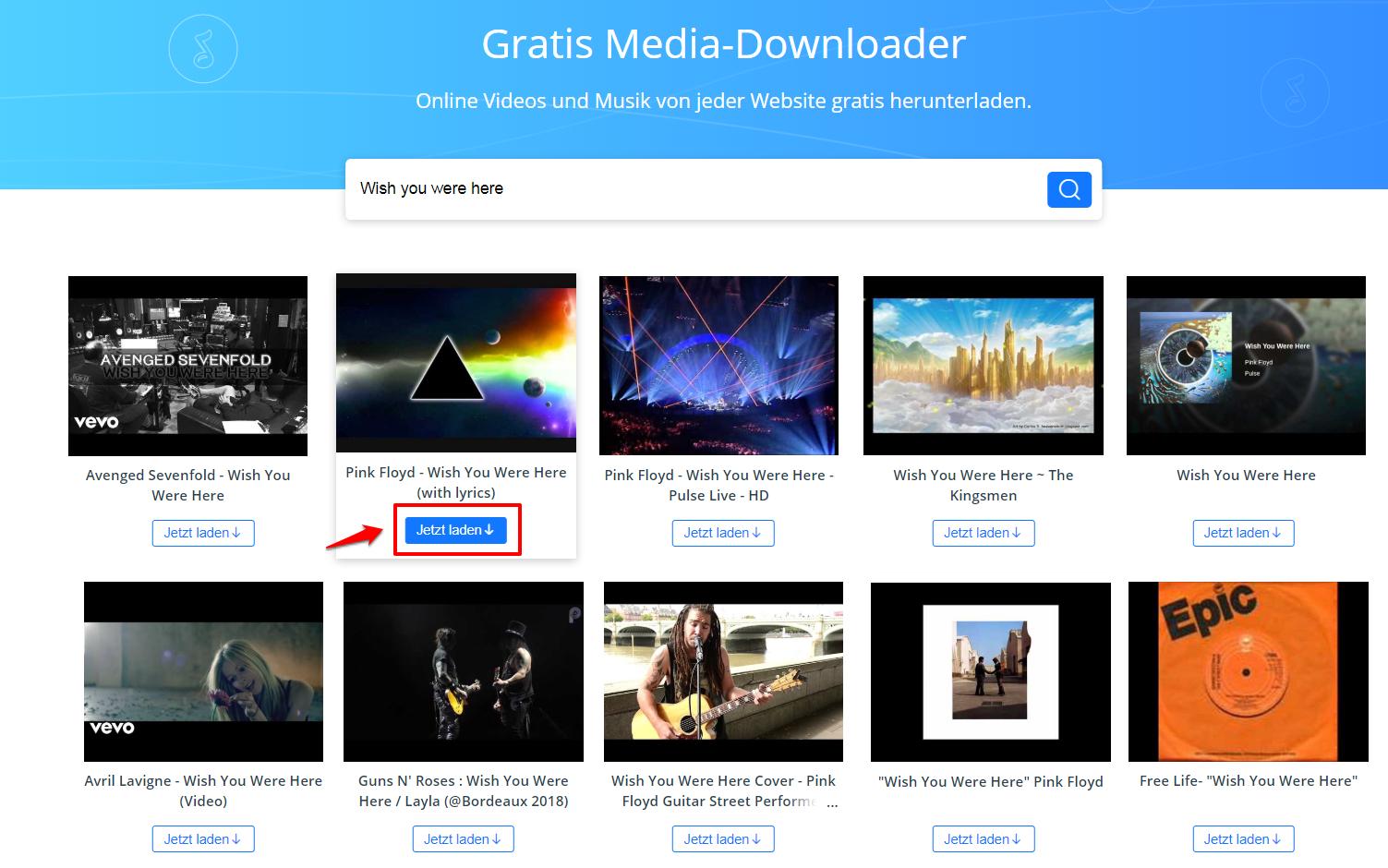 Musik/Videos gratis herunterladen – Mit yaBeat Alternativen