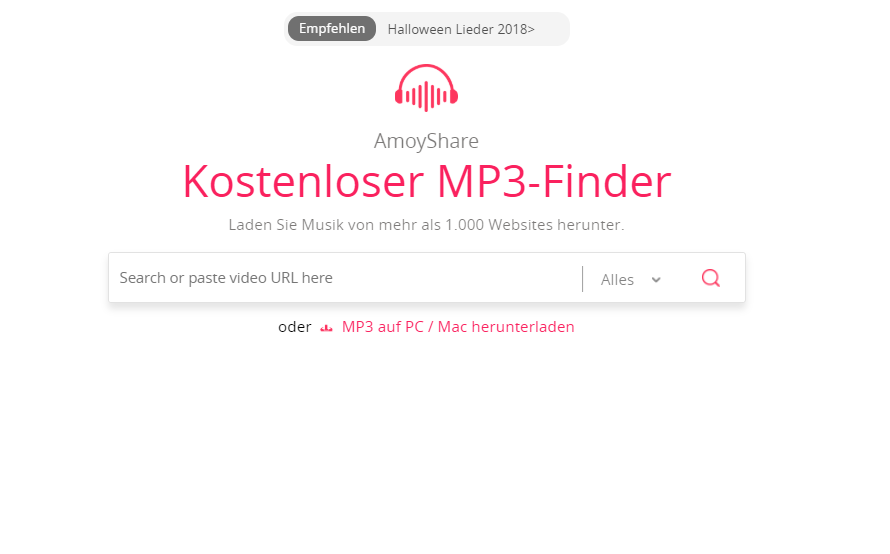 yaBeat Alternativen – Free MP3 Finder