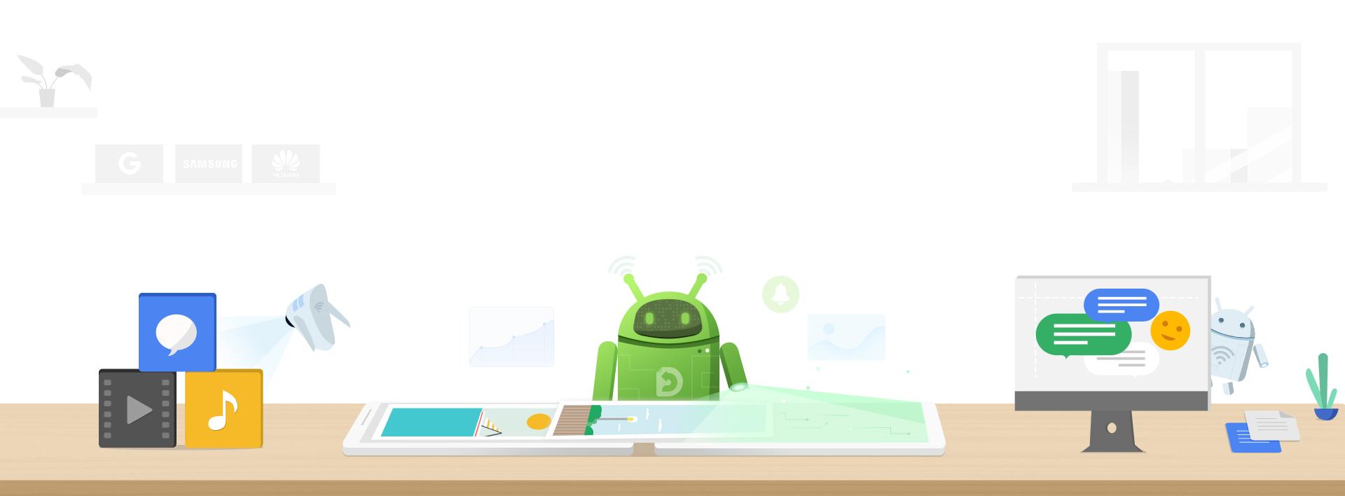 AnyDroid 7.4.0.20200923 Mac 破解版 Android数据管理器
