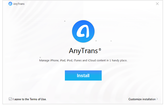 AnyTrans® Official Download - Fully Support iPhone/Android