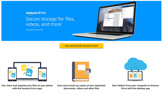 Amazon Cloud Drive review – Amazon Drive