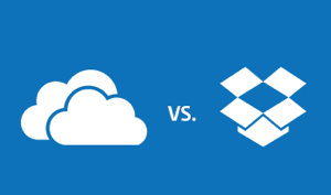 OneDrive vs. Dropbox