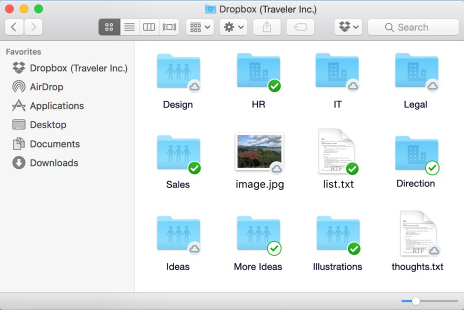 Backup Photos from iPhone to Dropbox via the Desktop App