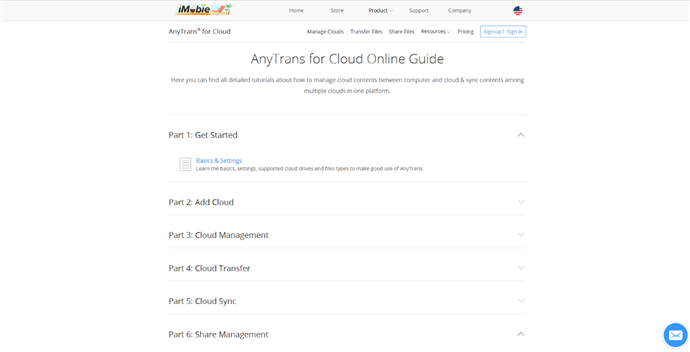 How to Manage Box Cloud storage Accounts - Step 3