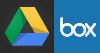 Box vs Google Drive 2018
