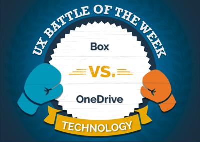Box vs OneDrive
