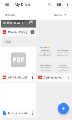How to Download All Files from Google Drive - Step 1