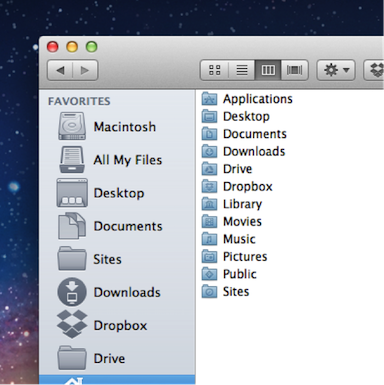 Fix Dropbox Not Syncing Files on Mac by Checking Dropbox - Step 1
