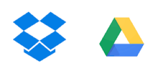Dropbox vs Google Drive 2018