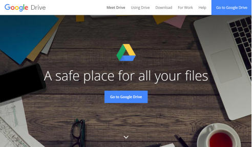 Top 4 Fastest Cloud Storage of 2018 - Google Drive