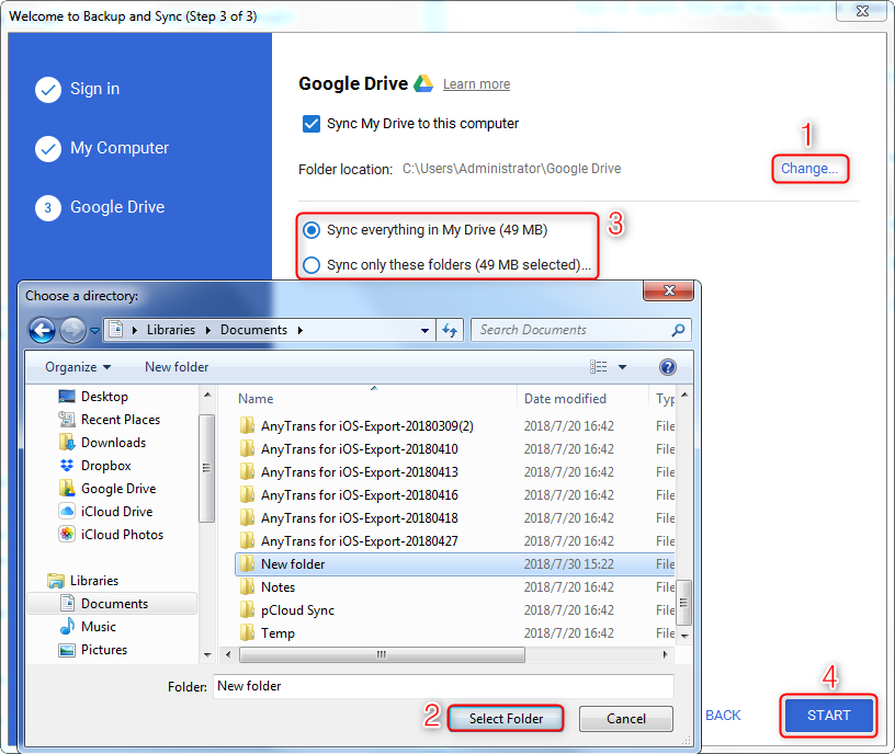 How to Fix: Google Drive Not Updating Problem - Solution 1