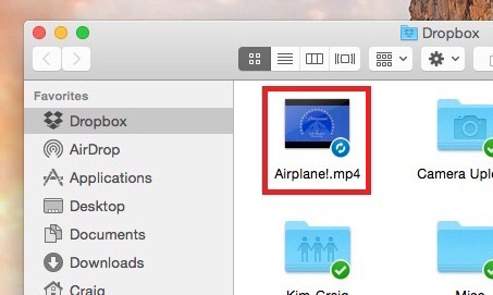 How to Download Videos from Dropbox to Computer via Desktop App