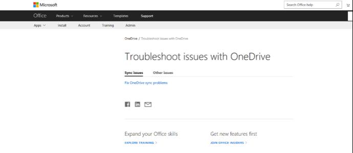 Fix OneDrive Error Code 2 - Fix OneDrive Sync Problems