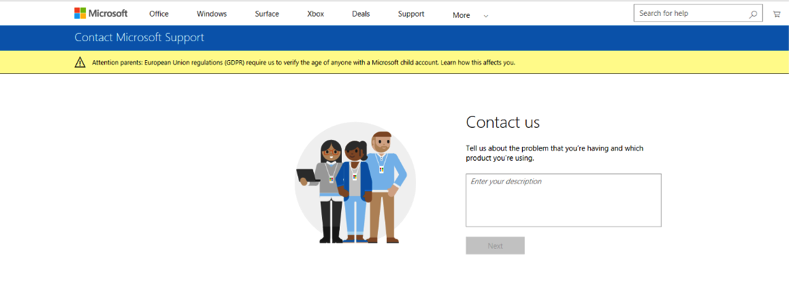 Fix OneDrive Error Code 2 - Contact Tech Support