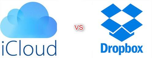iCloud vs Dropbox