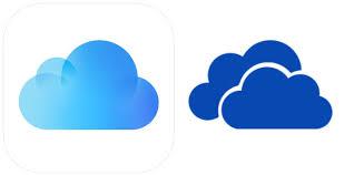 iCloud vs OneDrive 2018