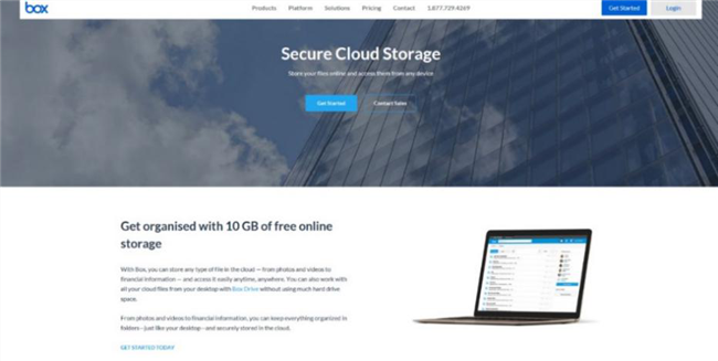 The Most Secure Cloud Storages - Box