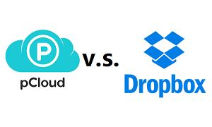 Cloud Services Comparison: pCloud vs. Dropbox