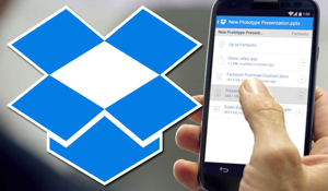Backup Android Phone to Dropbox