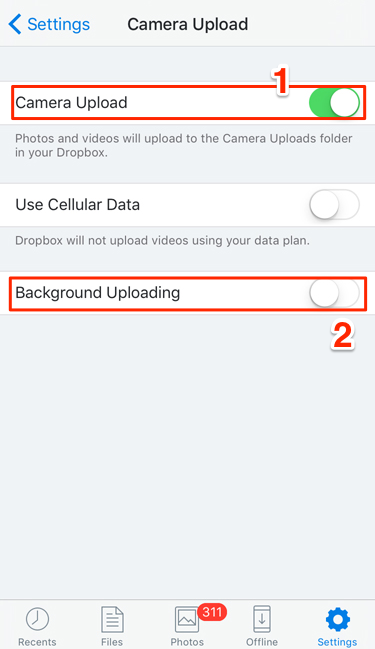 How to Transfer Photos from iPhone to Dropbox – iMobie