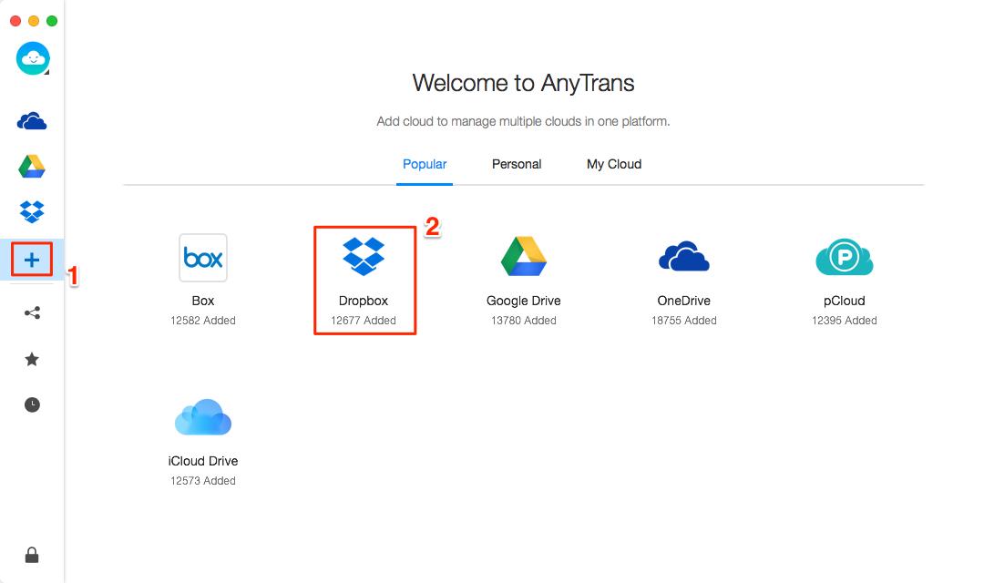 How to Transfer Photos from Mac to Dropbox – iMobie Inc